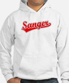 Retro Sanger (Red) Hoodie