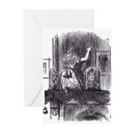 Looking Glass Front Greeting Cards (Pk of 10)