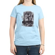 Looking Glass Front T-Shirt