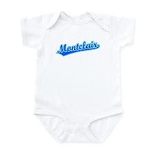 Retro Montclair (Blue) Infant Bodysuit