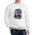 Looking Glass Front and Back Sweatshirt