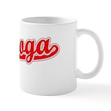 Retro Saratoga (Red) Mug