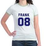 Frank 08 Jr. Ringer T-Shirt