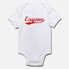 Vintage Eugene (Red) Infant Bodysuit