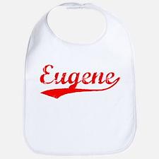 Vintage Eugene (Red) Bib
