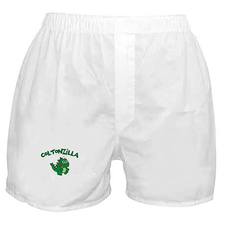 Coltonzilla Boxer Shorts