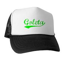 Vintage Goleta (Green) Trucker Hat