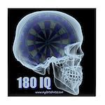 180 IQ Tile Coaster