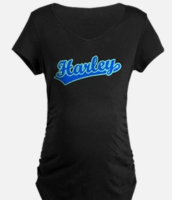 Retro Harley (Blue) T-Shirt
