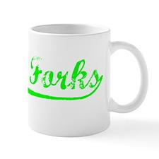 Vintage Grand Forks (Green) Mug