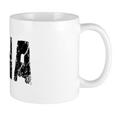 Tiana Faded (Black) Mug