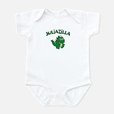 Juliazilla Infant Bodysuit