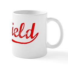 Vintage Fairfield (Red) Mug