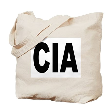 CIA Central Intelligence Agency Tote Bag