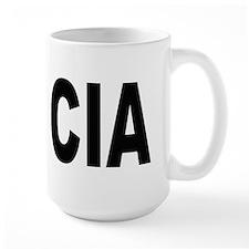 CIA Central Intelligence Agency Mug