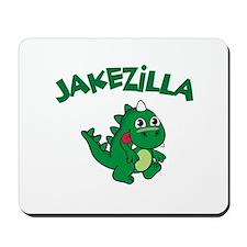 Jakezilla Mousepad