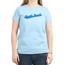 Retro Myrtle Beach (Blue) T-Shirt