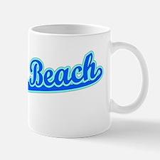 Retro Myrtle Beach (Blue) Mug