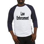 Law Enforcement (Front) Baseball Jersey