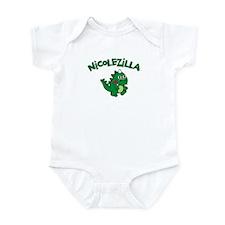 Nicolezilla Infant Bodysuit