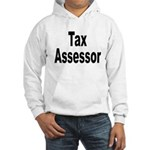 Tax Assessor (Front) Hooded Sweatshirt