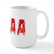 Sanaa Faded (Red) Mug