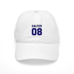 Halter 08 Baseball Cap
