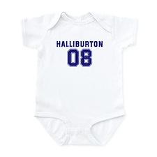 Halliburton 08 Infant Bodysuit
