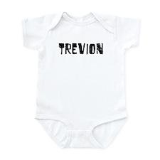 Trevion Faded (Black) Infant Bodysuit