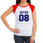 Geyer 08 Women's Cap Sleeve T-Shirt