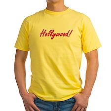 Hollywood! souvenir T