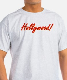 Hollywood! souvenir T-Shirt