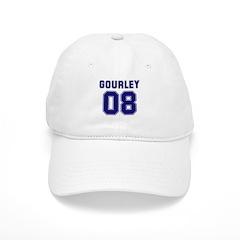 Gourley 08 Baseball Cap