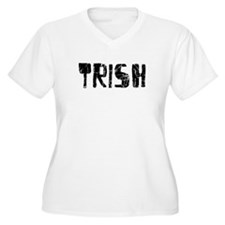 Trish Faded (Black) T-Shirt