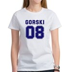 Gorski 08 Women's T-Shirt