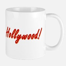 Hollywood! souvenir Mug