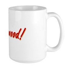 Hollywood! souvenir Mug
