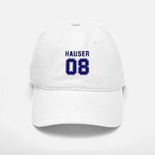 Hauser 08 Baseball Baseball Cap