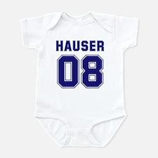 Hauser 08 Infant Bodysuit