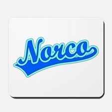 Retro Norco (Blue) Mousepad