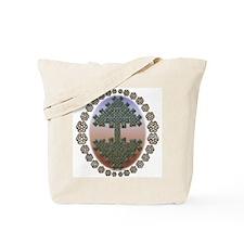 Celtic Tree of Life Tote Bag