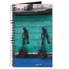 Pirate Ship Close Up Journal