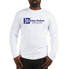 Baker perkins Long Sleeve T-Shirt