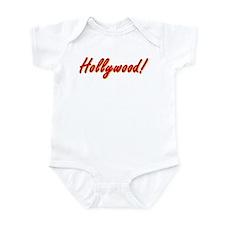 Hollywood! souvenir Infant Bodysuit