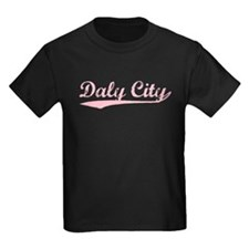 Vintage Daly City (Pink) T