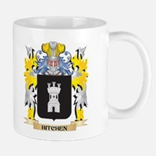 Hitchen Coat of Arms - Family Crest Mugs