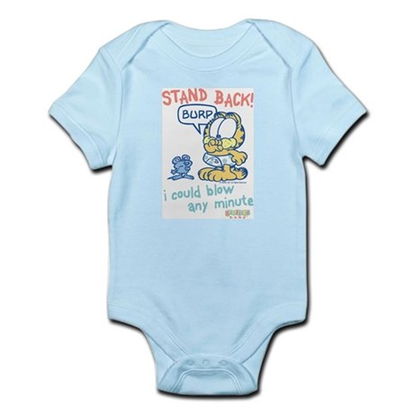 BABY_could_blow_BIB Body Suit