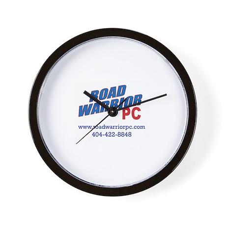 Road Warrior PC Wall Clock