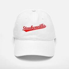 Retro Steubenville (Red) Hat