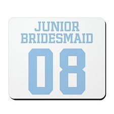 Junior Bridesmaid 08 Mousepad